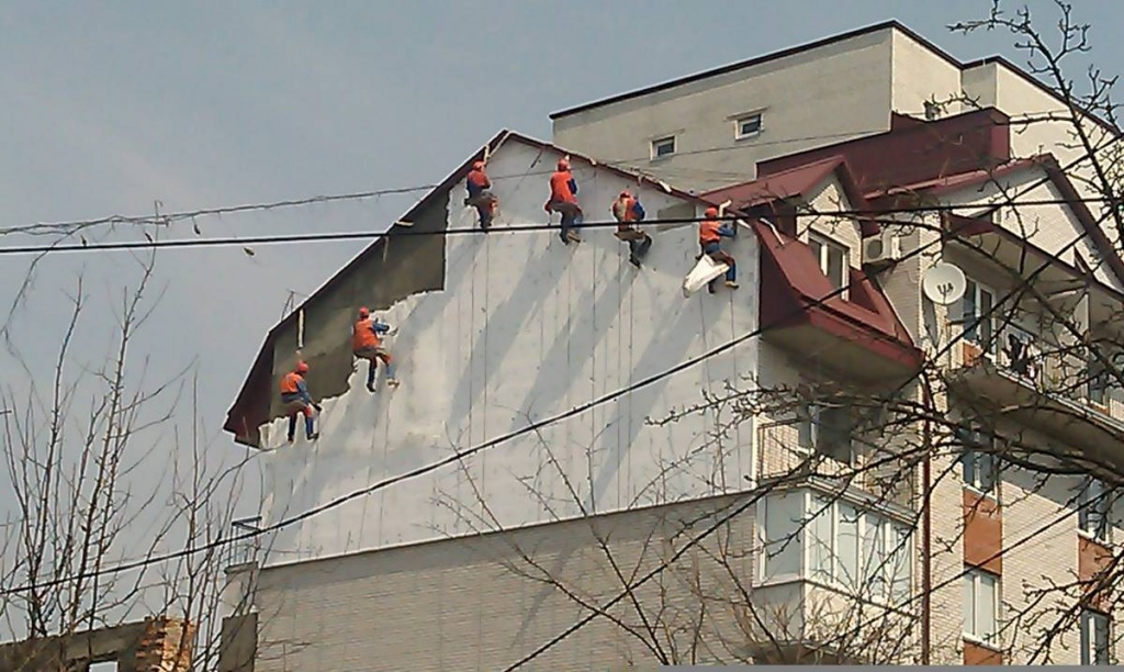 В Тернополі продовжують термомодернізувати будинки