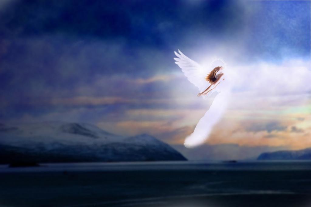 Пам'ятаймо, що нам бути ангелами