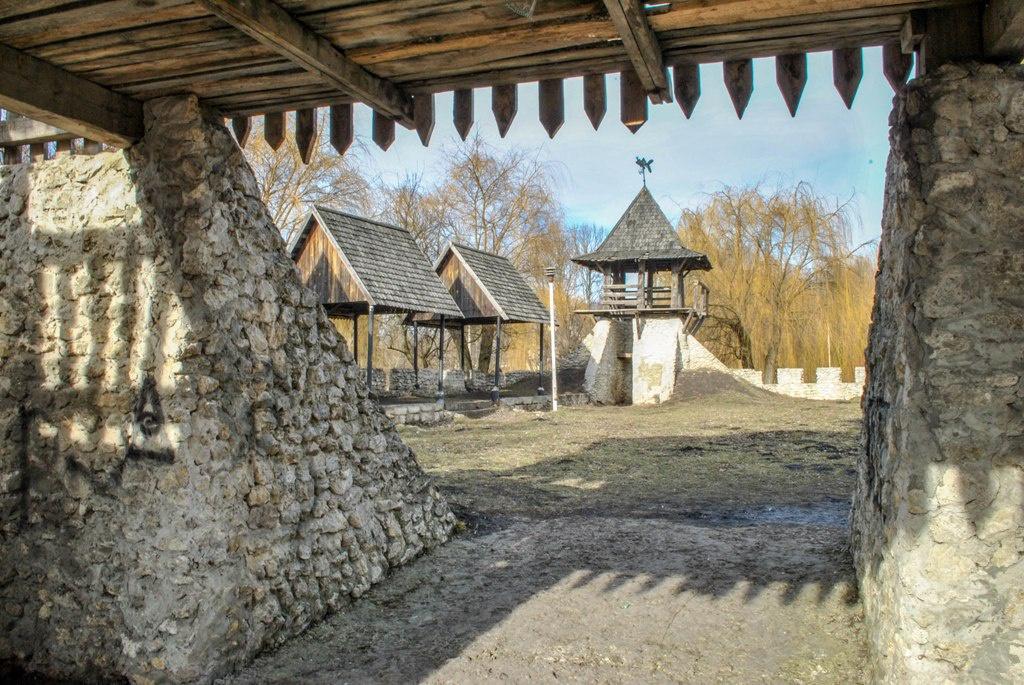 Тернопільська історія: від дерева до каменю