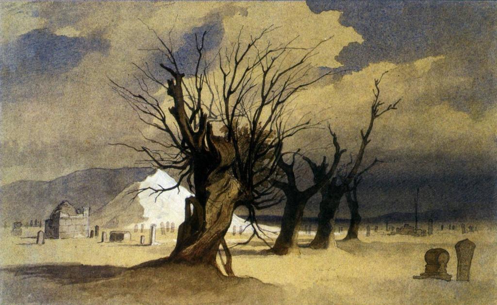 Що малював Шевченко на Тернопіллі?