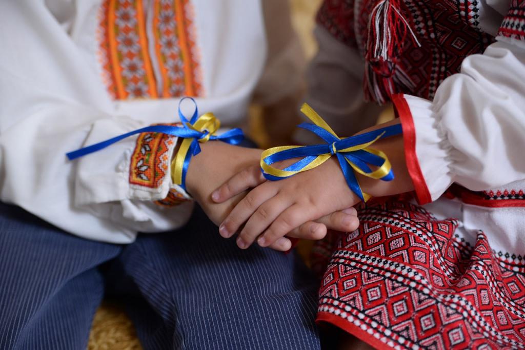 Національна гідність українця і її візитка