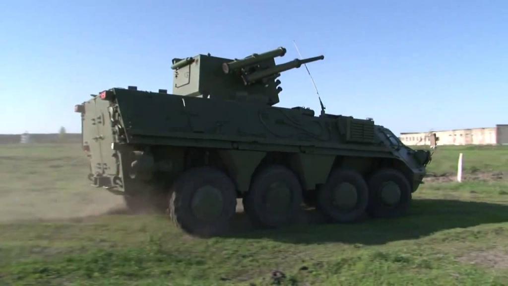 У Іловайськ прибули два ешелони військової техніки — Мотузяник