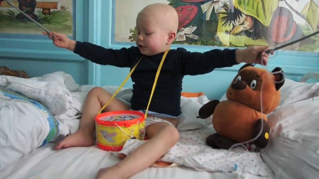 Щороку в Україні діагностують близько 1,2 тис. випадків онкозахворювань серед дітей