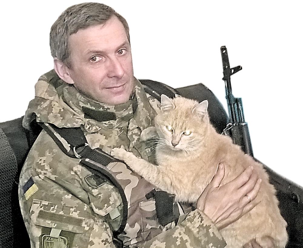 Микола ЛАЗАРОВИЧ: «Перестав би себе поважати, якби не пішов на цю війну»