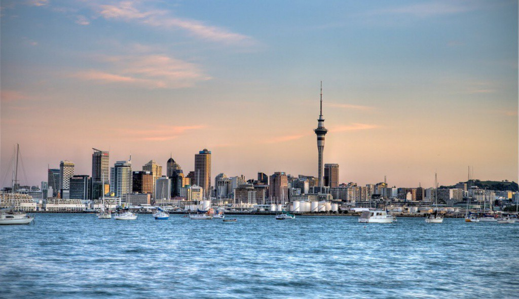 Окленд-Новая-Зеландия