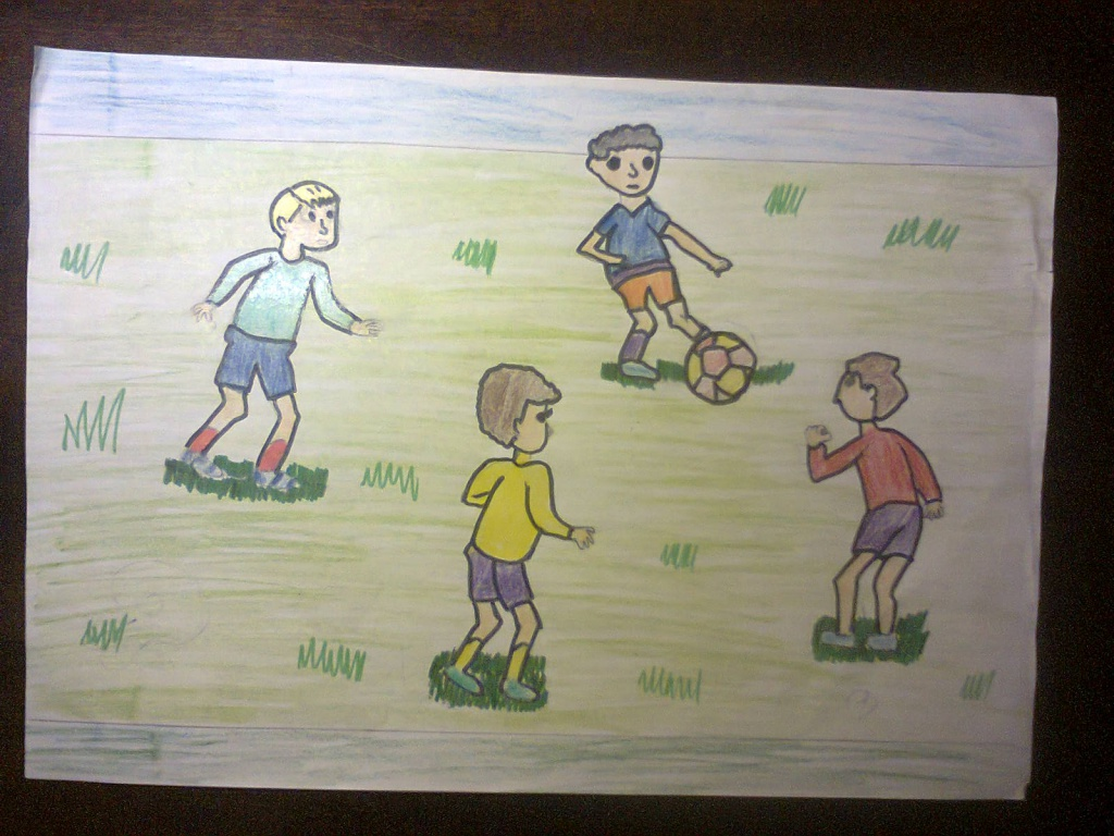 Футбол люблять усі