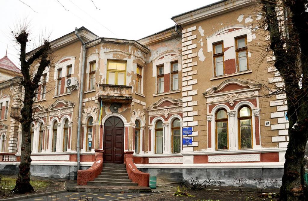 Бібліотека в центрі Тернополя піде з молотка