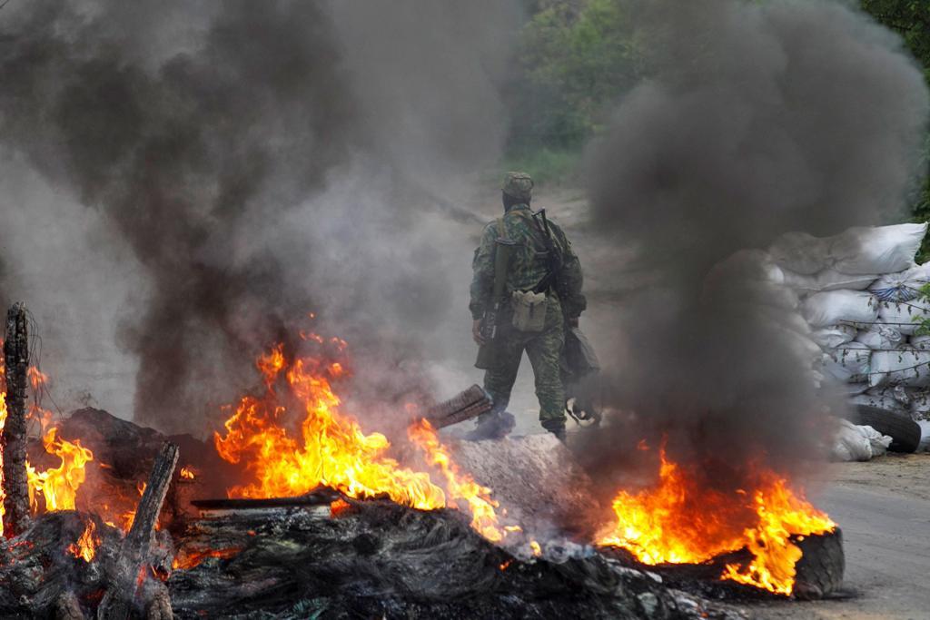 У неділю на Донбасі загинув один військовий, 7 – поранені