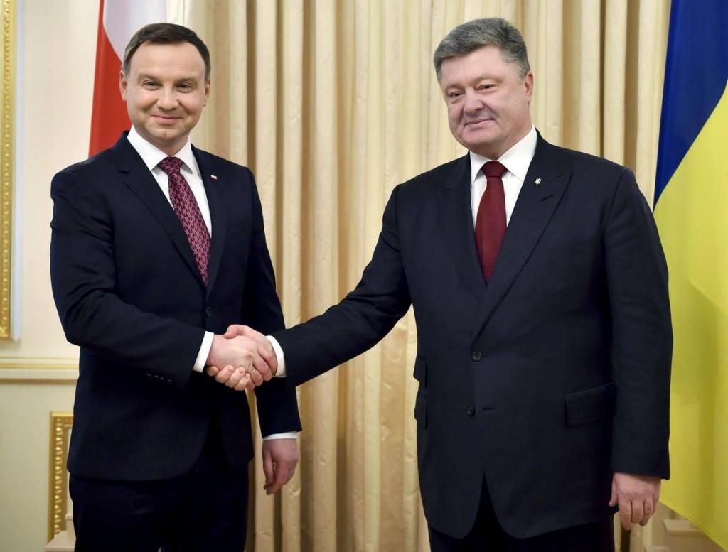 Консультаційний комітет президентів України та Польщі збереться 3-4 березня
