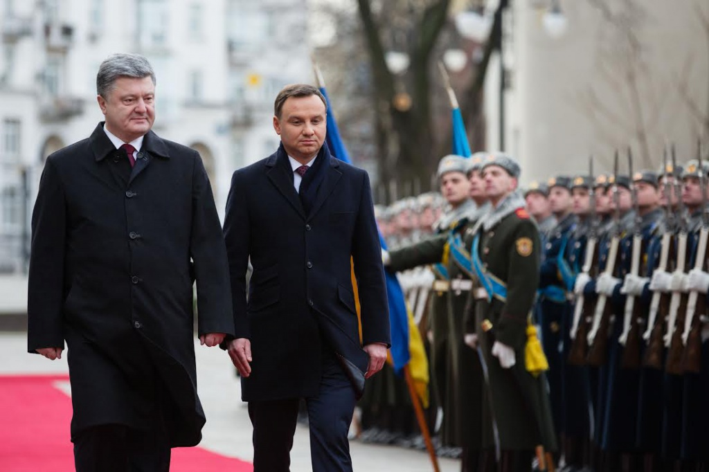Глави МЗС України і Польщі обговорили стан реалізації Мінських домовленостей