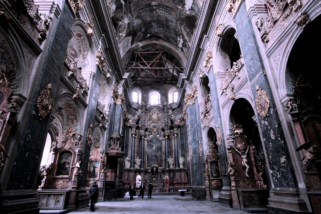 Паломництво святинями Львова