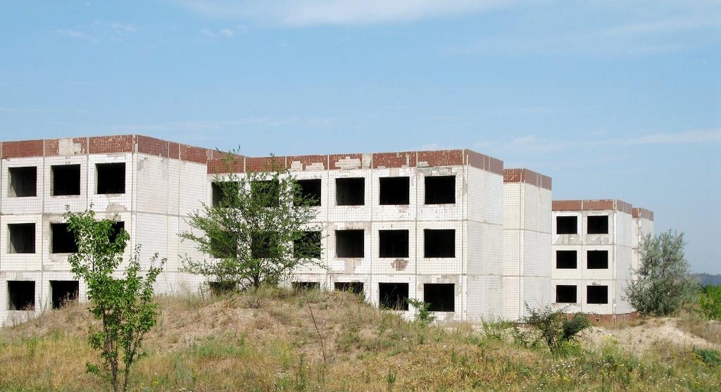На Тернопіллі для чорнобильців добудовуватимуть житло