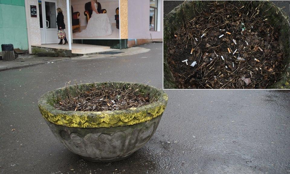 Штрафи за сміття на вулиці підвищувати не можна