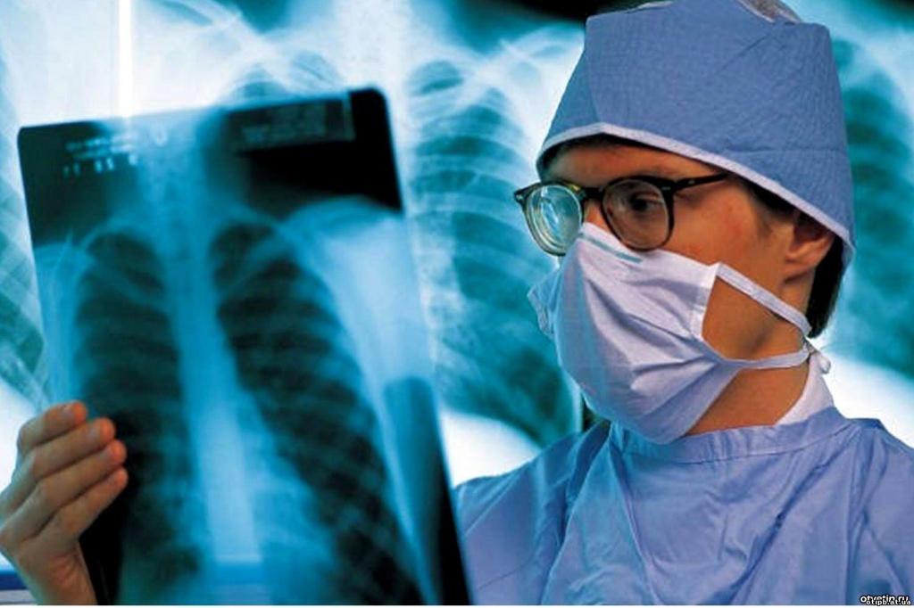 Туберкульоз відступає