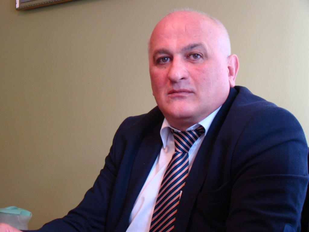 Георгій МАСАЛКІН: «Нині в Грузії давати чи брати хабарі —дикість»