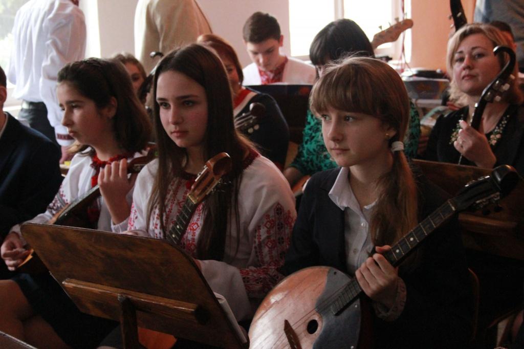 Від ансамблю ложкарів — до оркестру!