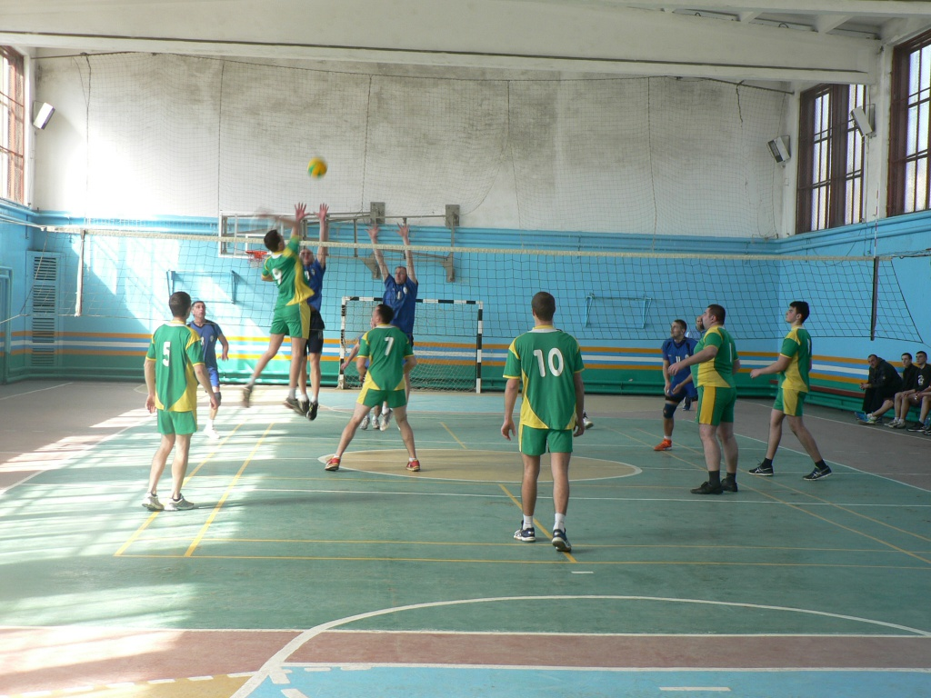 Волейбольні вихідні