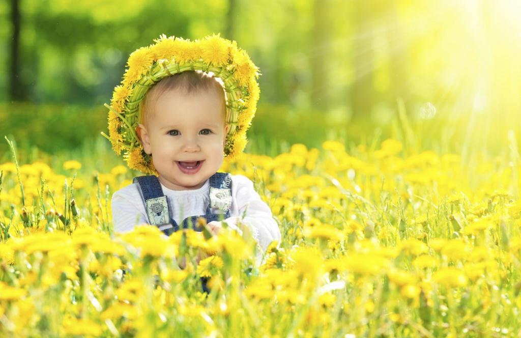 Як виростити щасливу дитину