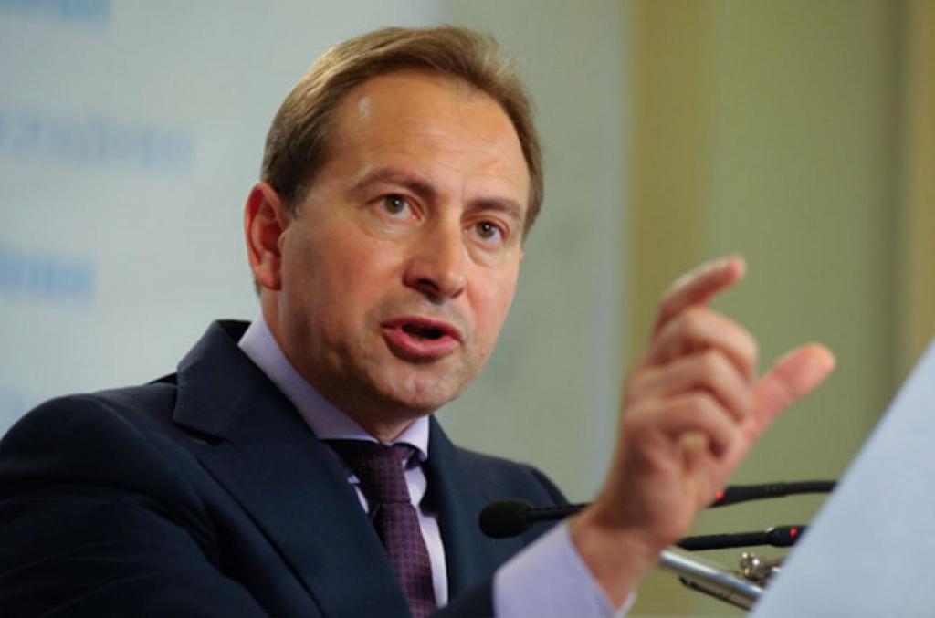 Дострокові вибори будуть, думаю, не в цьому, а в 2017 році – Томенко