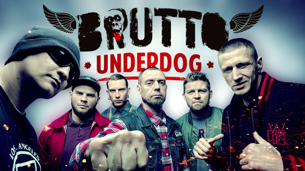 BRUTTO зіграє в Тернополі 18 березня в рамках світового туру