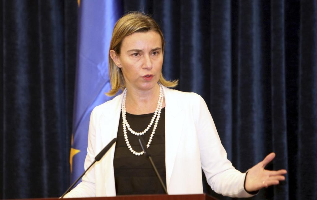 ЄС не визнає і продовжує засуджувати анексію Криму Росією — Могеріні