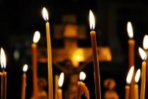 Свечи-в-церкви
