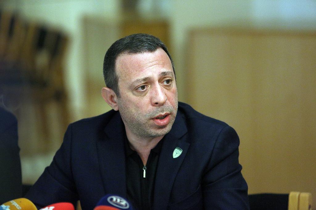 Геннадій Корбан зізнався та отримав умовний термін