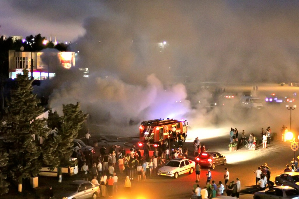 За вихідні на Тернопільщині сталось 6 пожеж