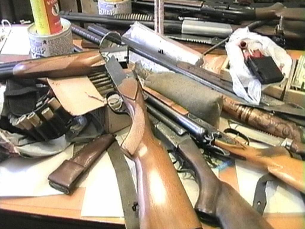 Тернополяни здали зброю