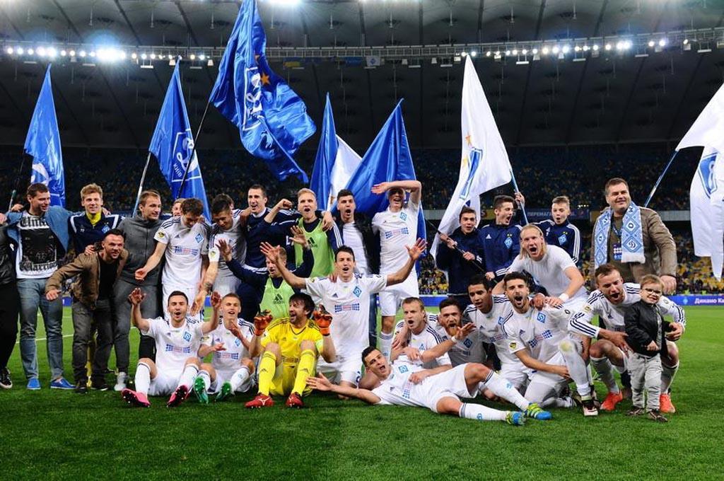Динамівці чемпіони, чотири клуби — без атестації
