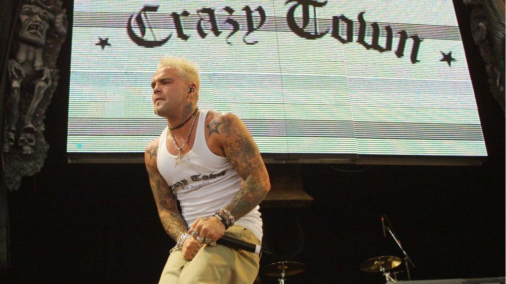 Вперше Західну Україну відвідає гурт Crazy Town