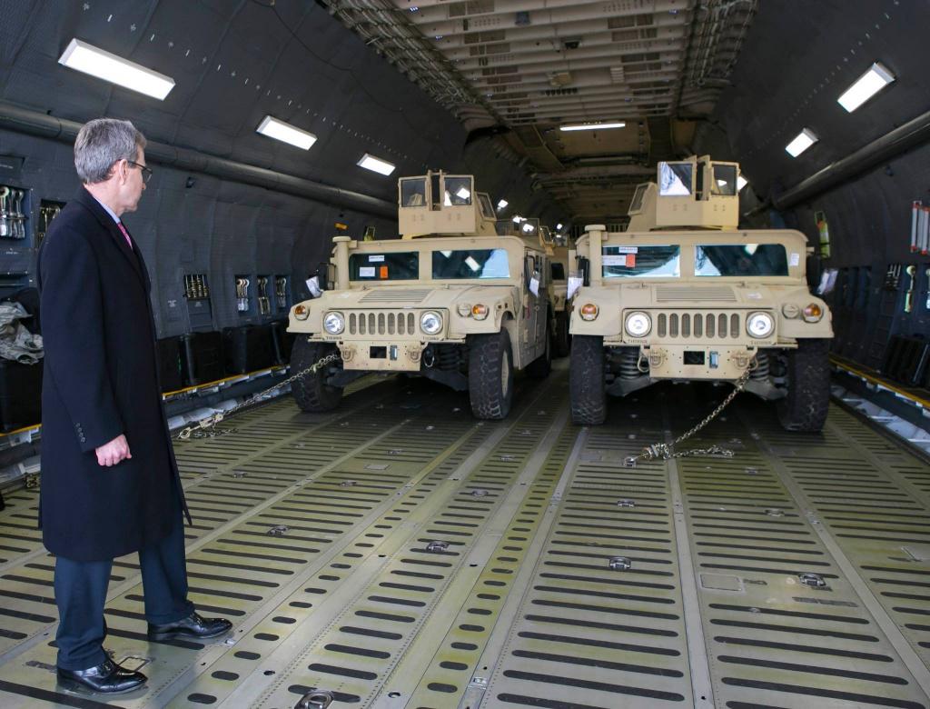 Румунія надасть Україні нелетальне військове обладнання