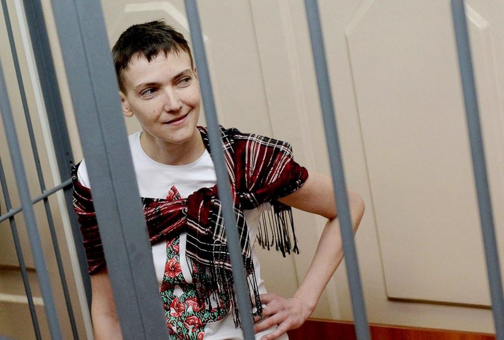 У Києві збирають документи для екстрадиції Савченко з РФ до України