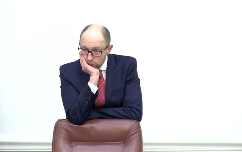 Відставка Яценюка: що далі?