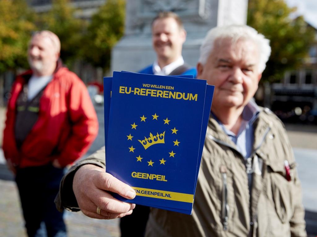 Опозиціонери у Нідерландах хочуть скасувати асоціацію Україна-ЄС