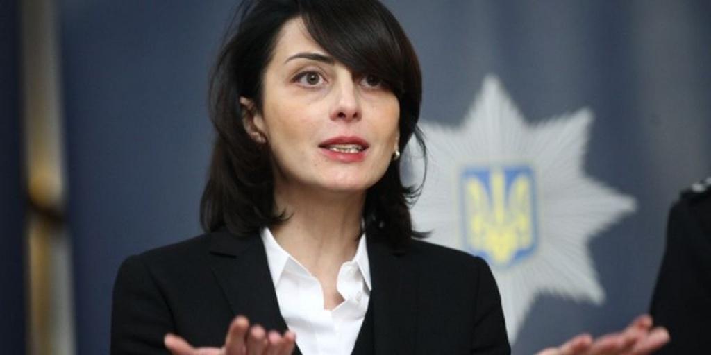 Х. Деканоідзе заявила про подання документів на звільнення І.Киви