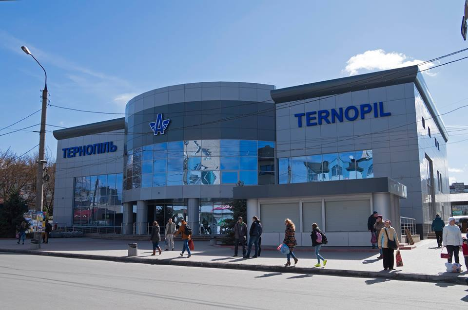 Зупинки тролейбусів біля центрального автовокзалу Тернополя не буде