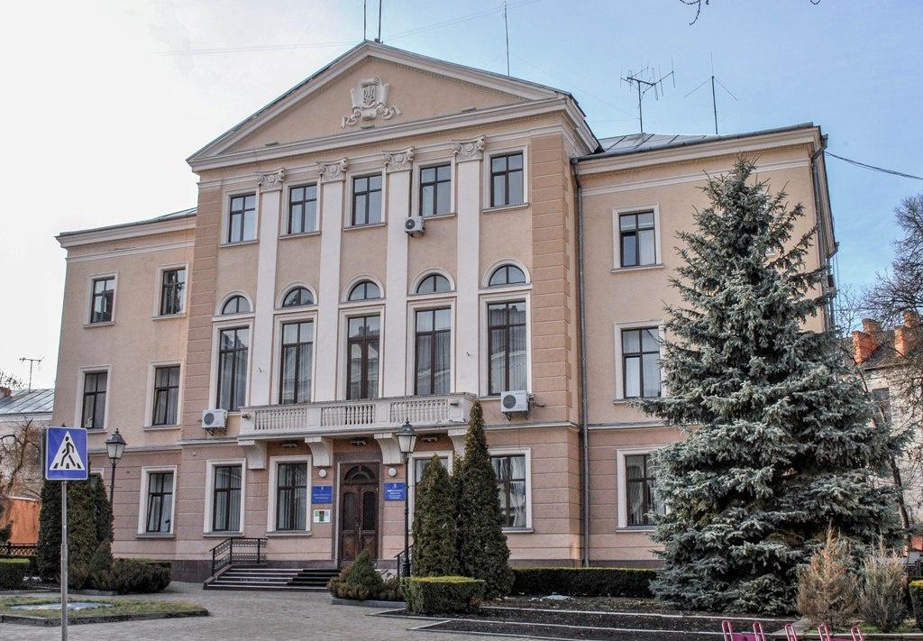 21 квітня – сесія Тернопільської міськради