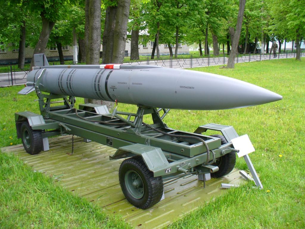 Перша українська тактична ракета успішно пройшла випробування