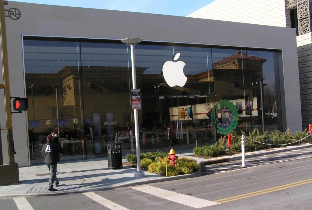 Обсяг продажів Apple впав уперше за 13 років