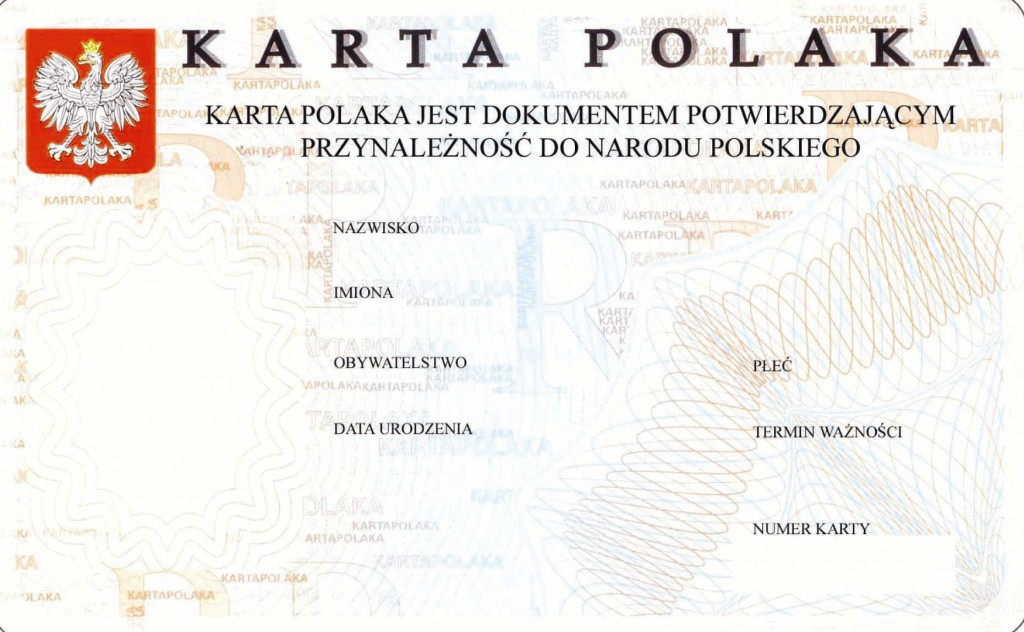 Karta-Polaka