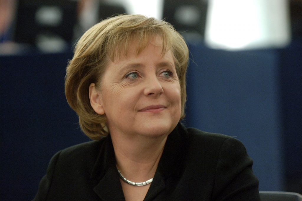 А.Меркель і К.Лагард закликали до рішучої боротьби з корупцією в Україні