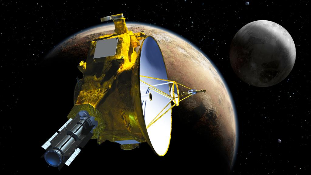 Апарат New Horizons почне нову космічну місію