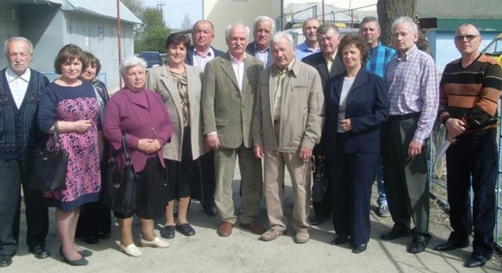 Лемки Борщівщини об'єдналися для спільної праці