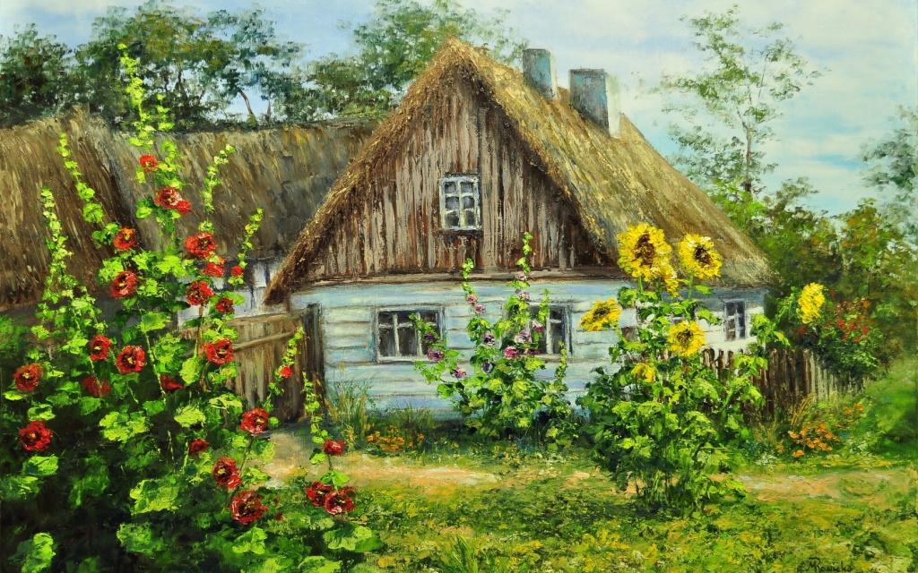 Моє рідне село