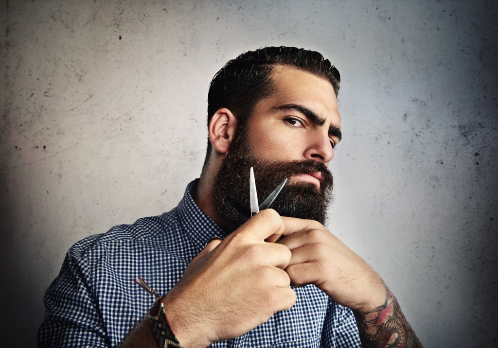 Користь від бороди