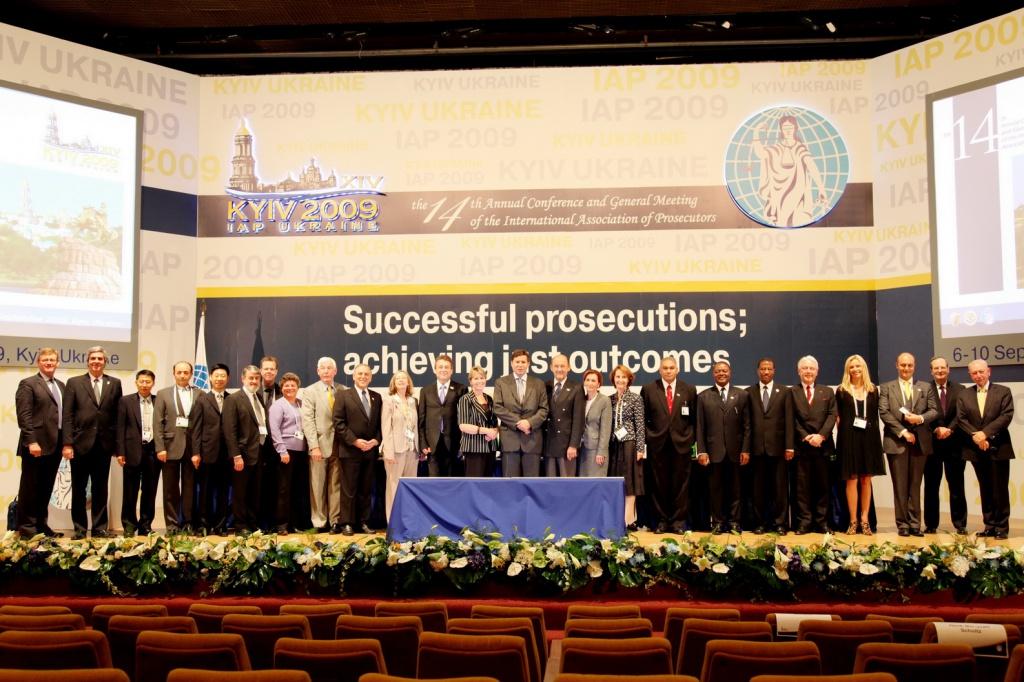 У Києві почала роботу суперечлива конференція прокурорів