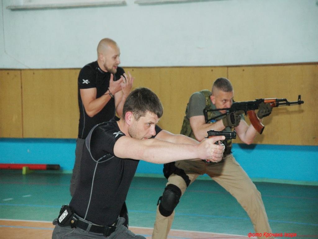 У Тернополі – мілітарі фітнес