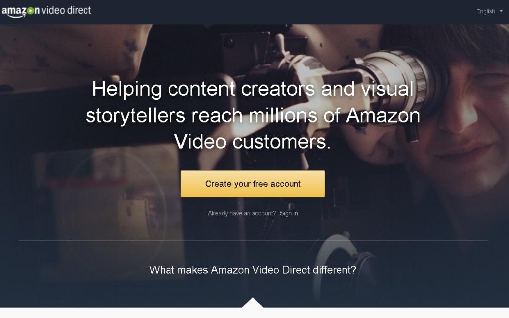 Amazon запустив конкурента YouTube