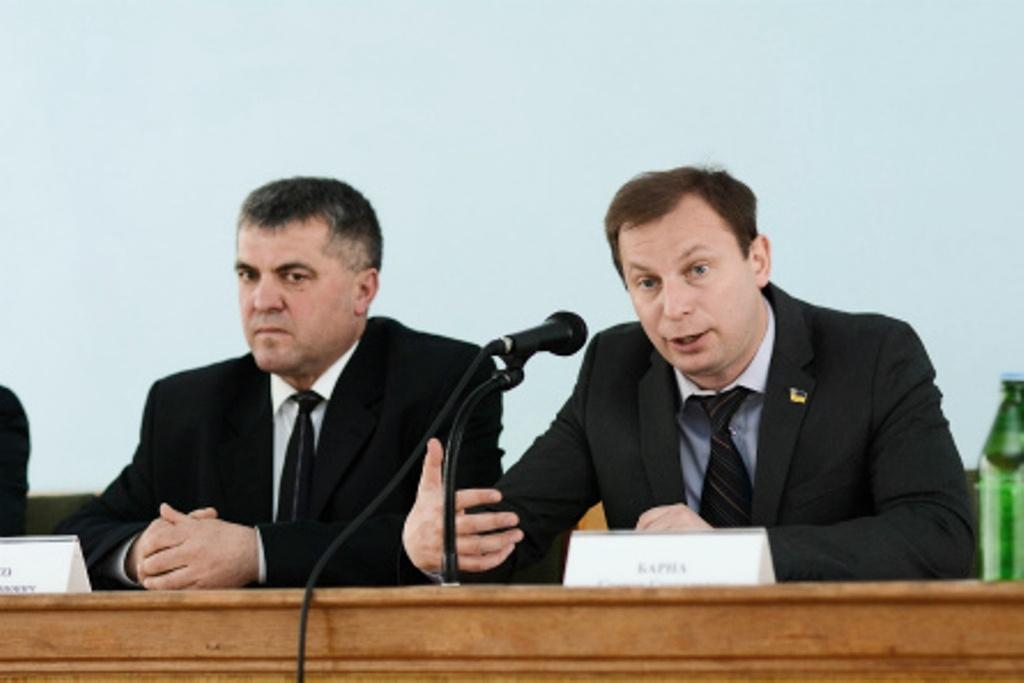 На Монастирищині – новий голова адміністрації